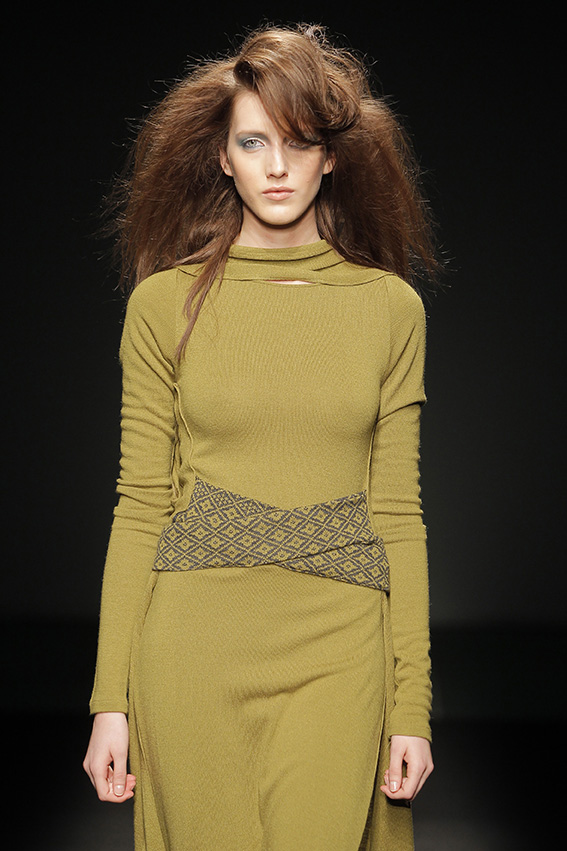 Barcelona Fashion | Celia Vela AW13