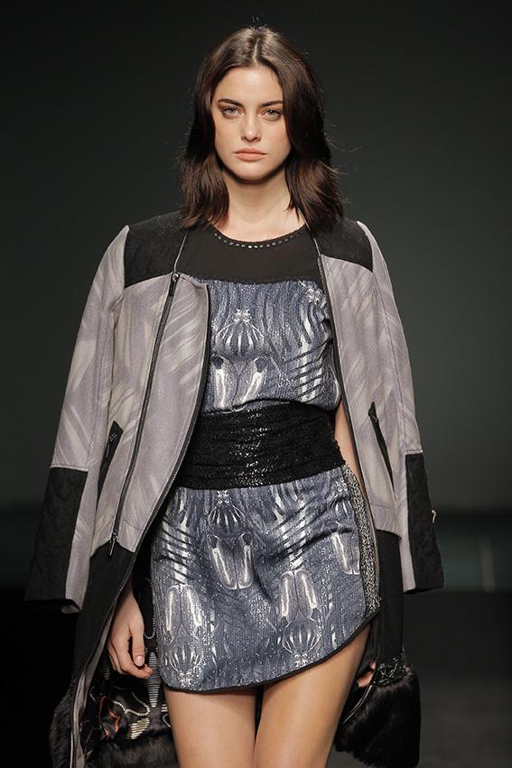 Barcelona Fashion | Custo Barcelona AW13
