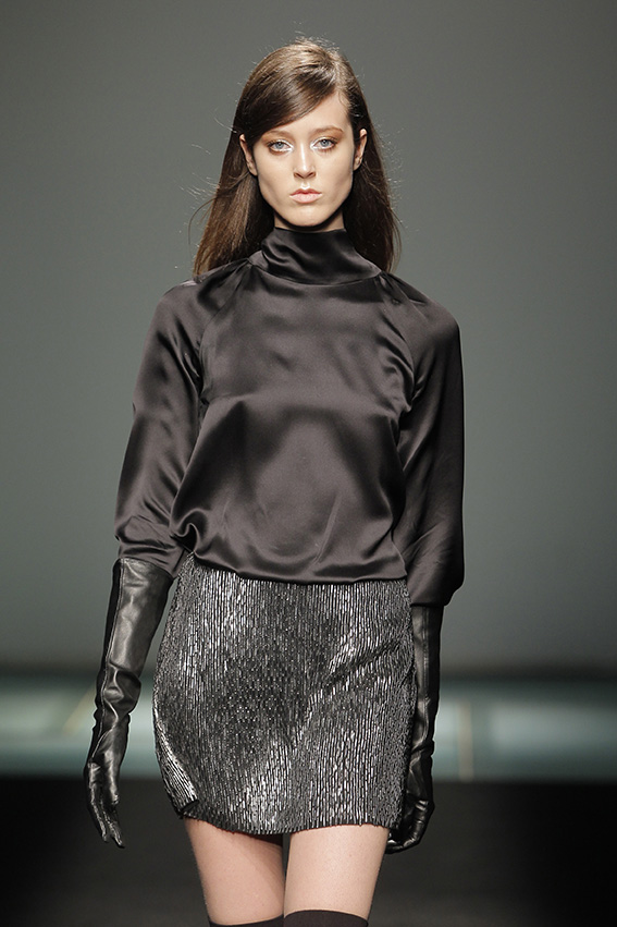Barcelona Fashion | Justicia Ruano AW13