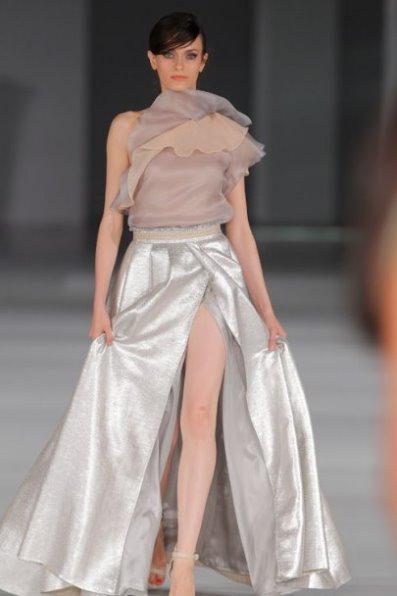 Barcelona Fashion | Justicia Ruano SS14