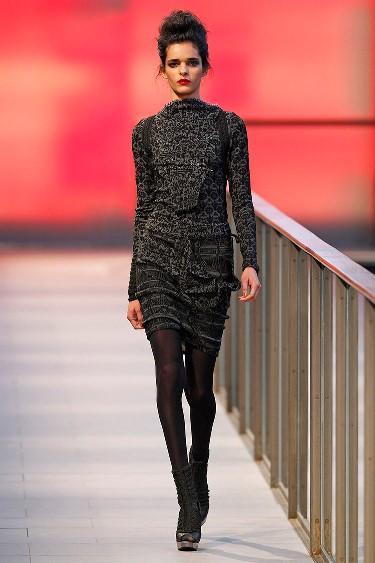 Barcelona Fashion | Celia Vela FW14/15