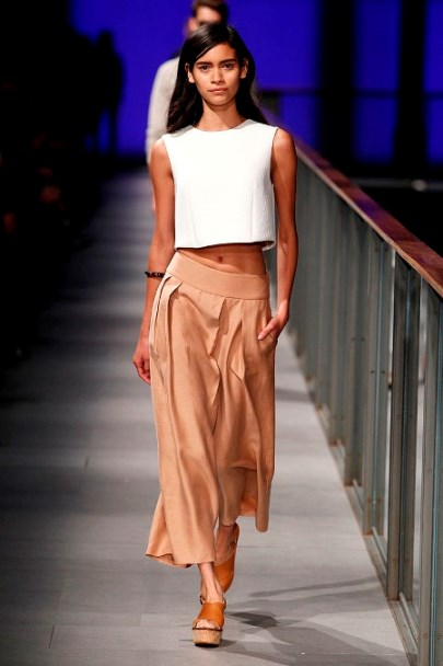 Barcelona Fashion | MANGO FW 14/15