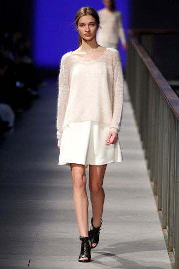 Barcelona Fashion | Sita Murt F/W 14-15