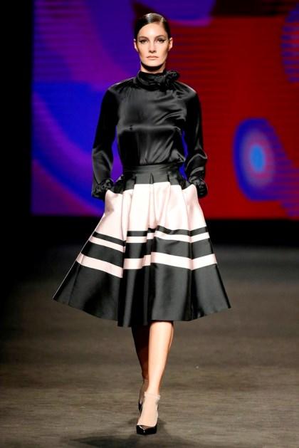 Barcelona Fashion | Justicia Ruano FW15
