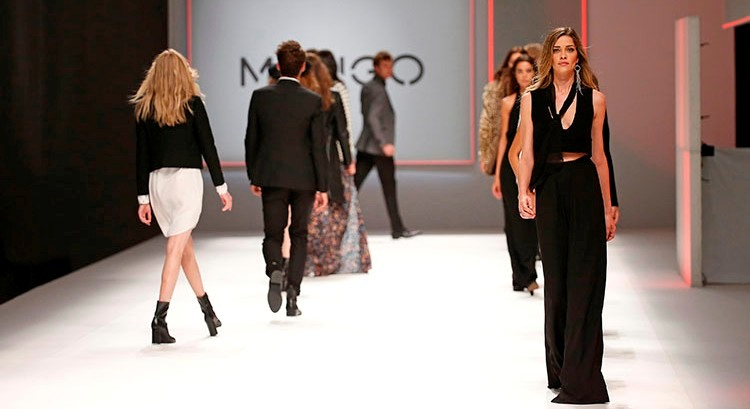 Barcelona Fashion | MANGO SPRING / SUMMER'16