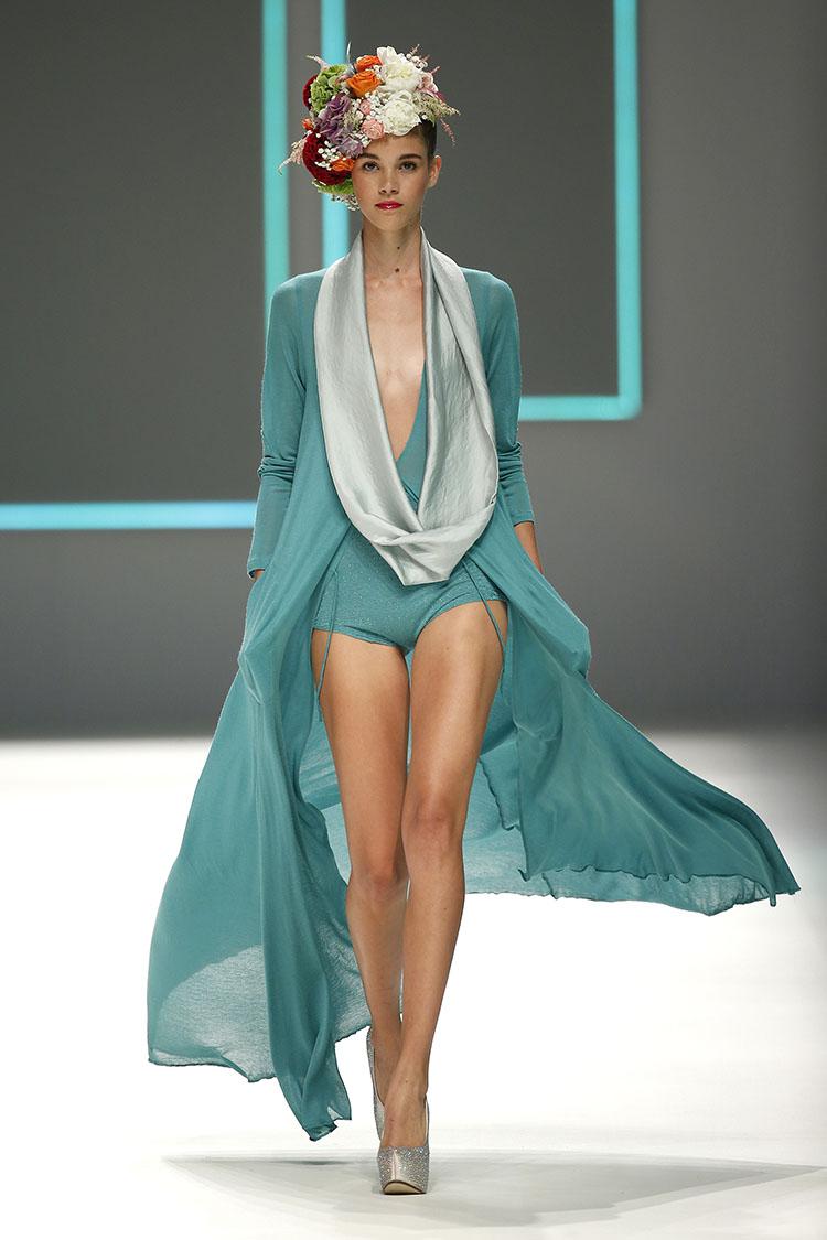 Barcelona Fashion | Celia Vela SS16 / Wom&Now SS16