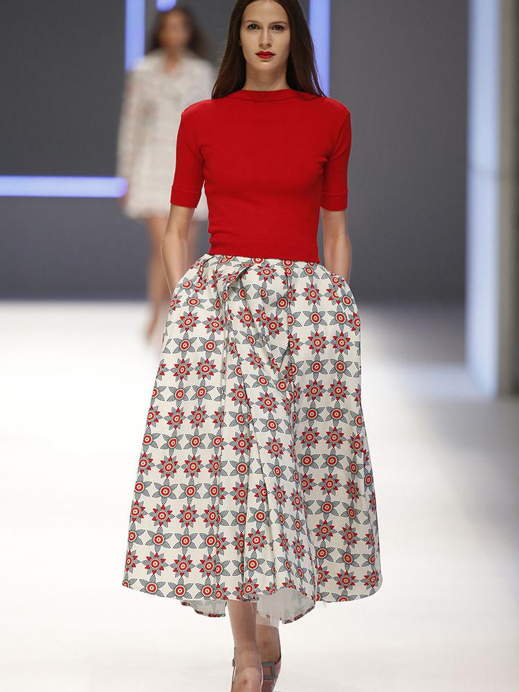 Barcelona Fashion   Menchen Tomas SS16