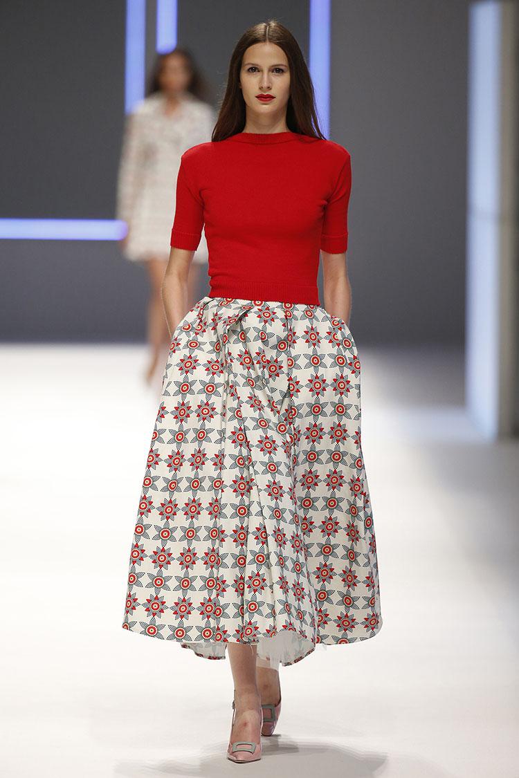 Barcelona Fashion | Menchen Tomas SS16