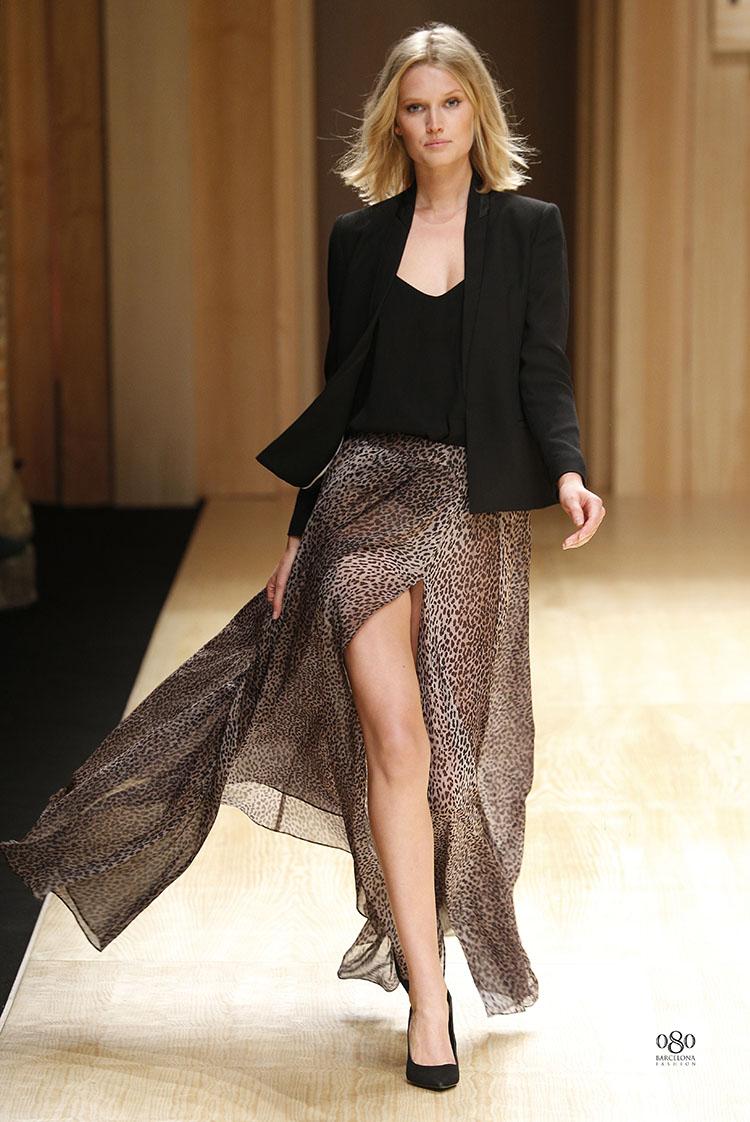Barcelona Fashion | Mango SS15