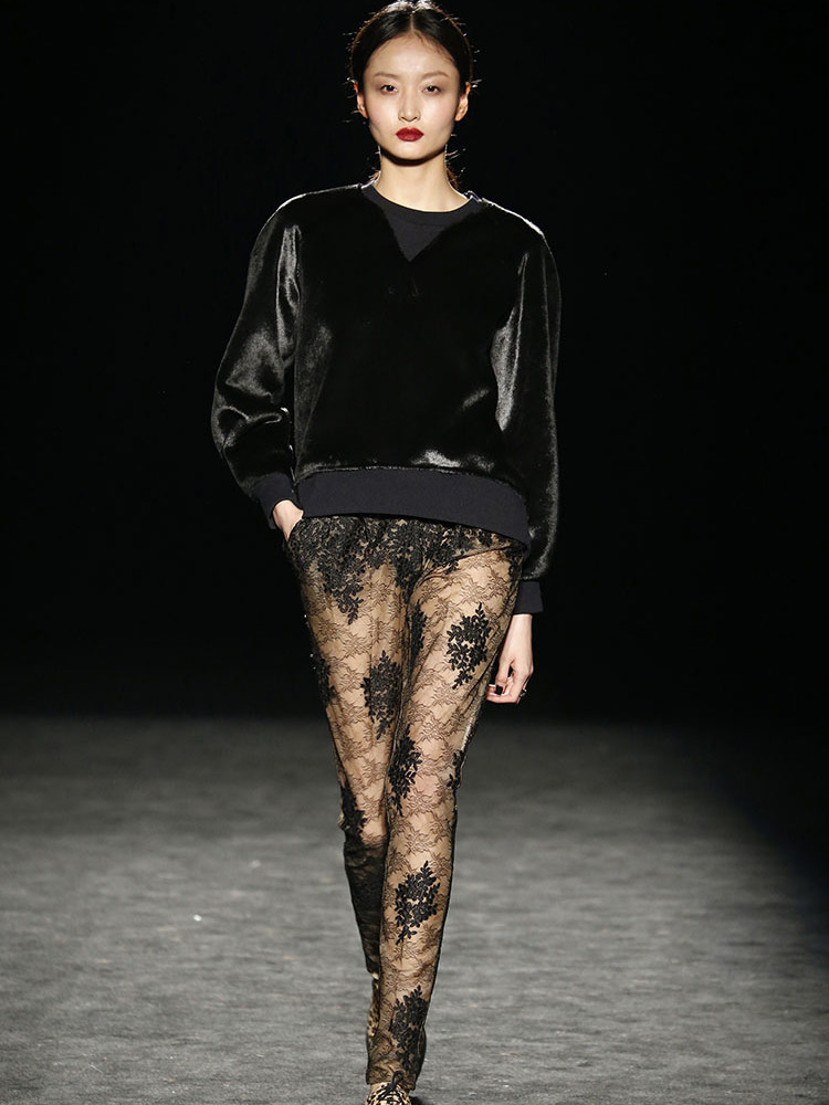 Barcelona Fashion   Menchen Tomas AW16/17
