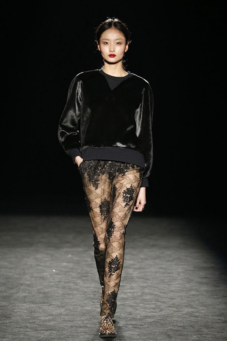 Barcelona Fashion | Menchen Tomas AW16/17