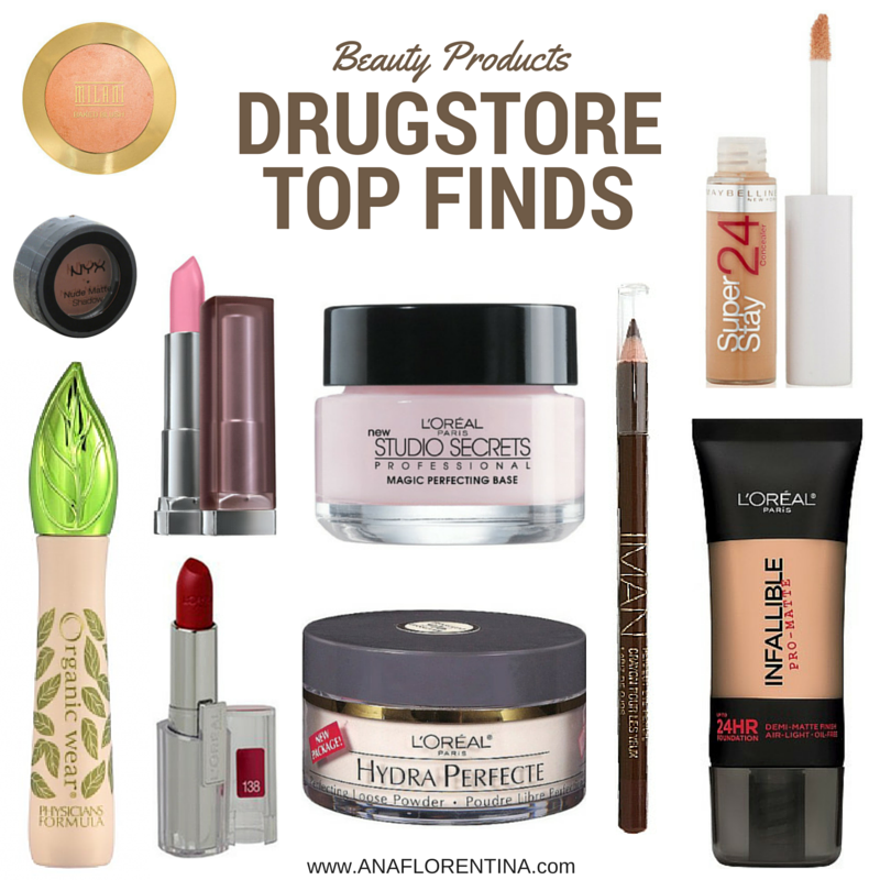 drugstore top finds