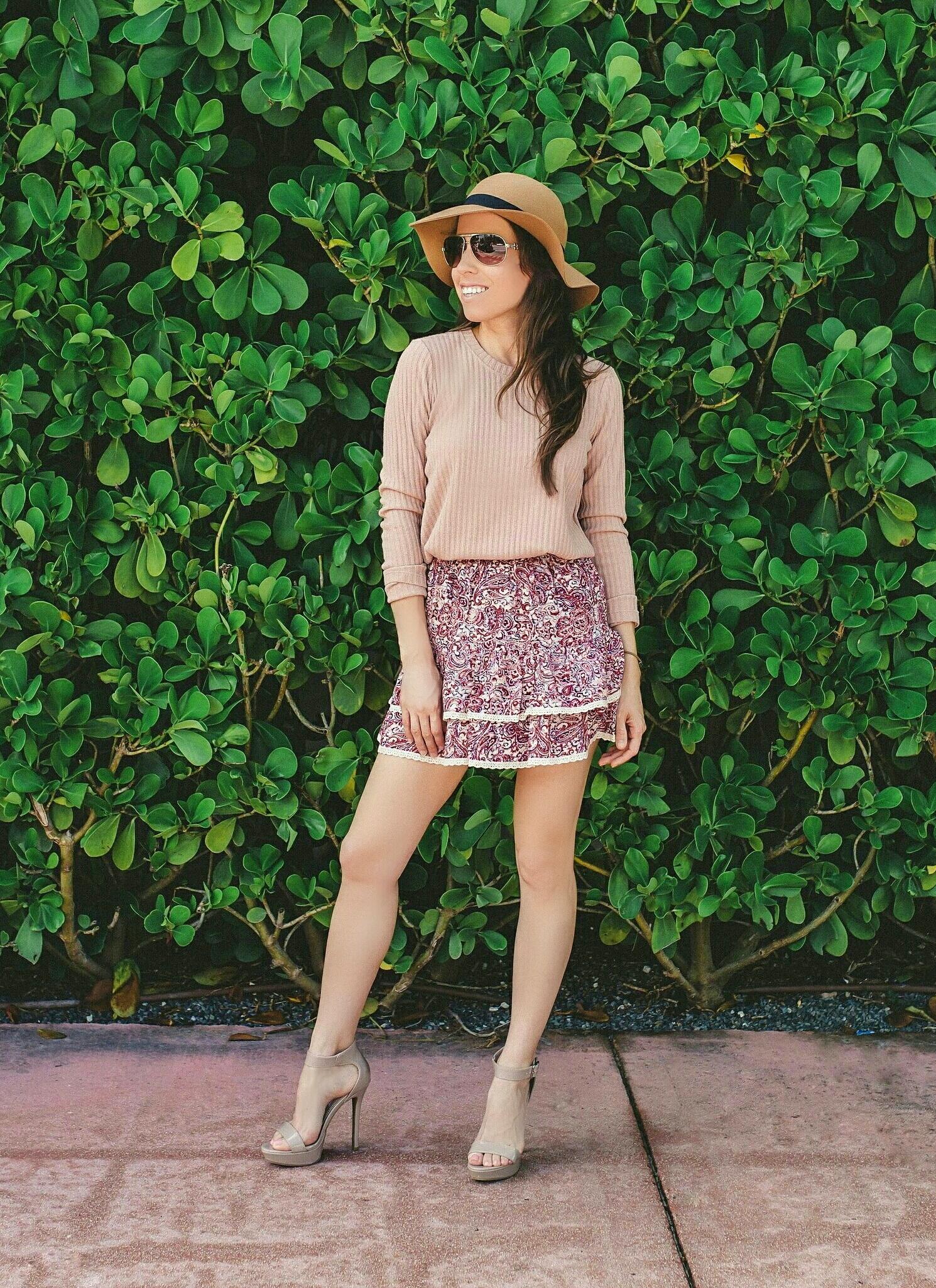 forever-21-floral-skirt