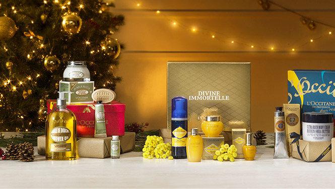loccitane gift sets
