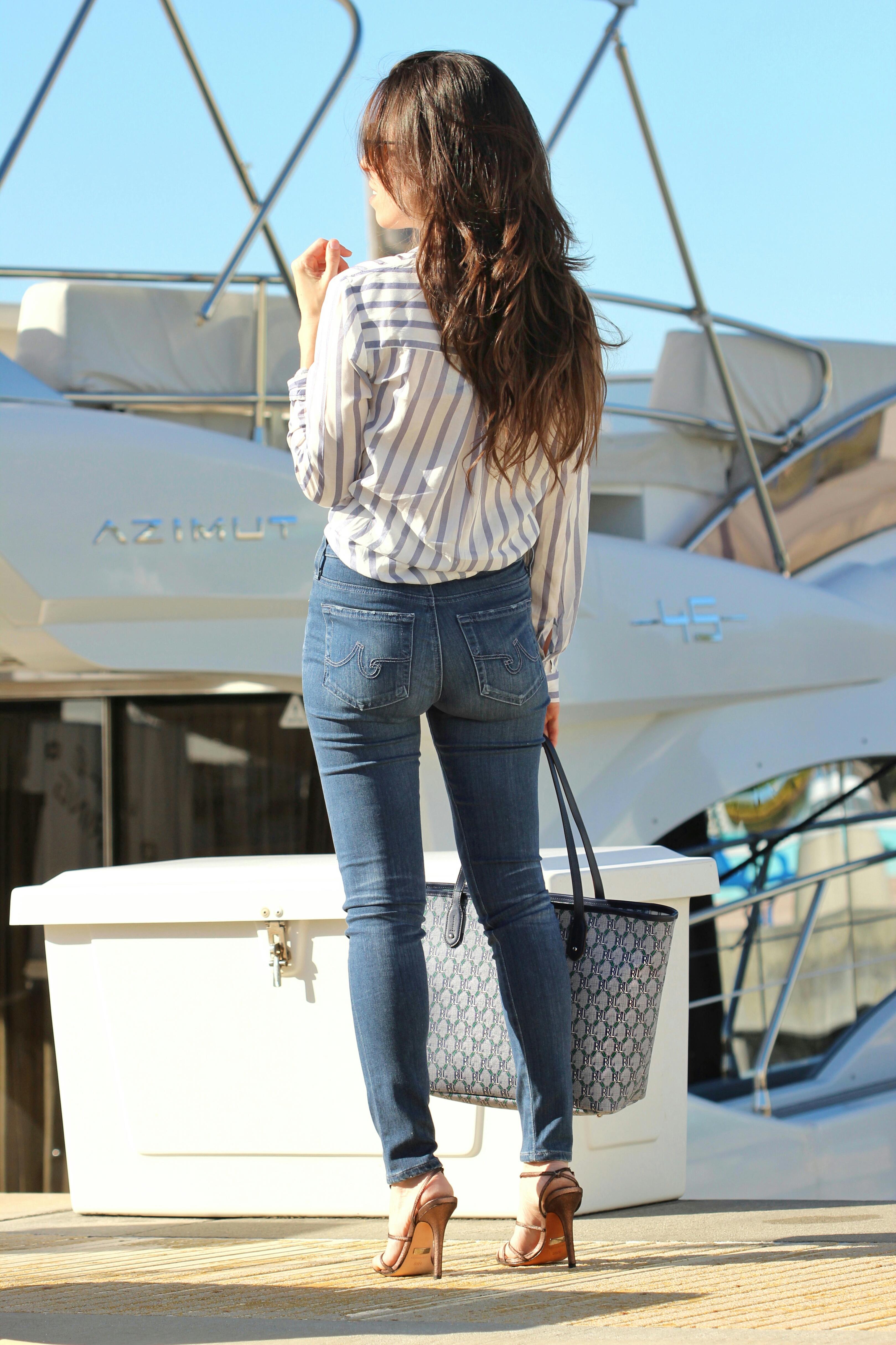 ag jeans ana florentina