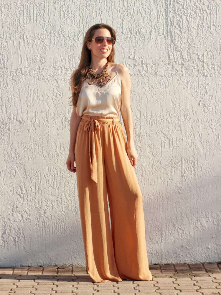 Today's Style Trend | Golden Tones