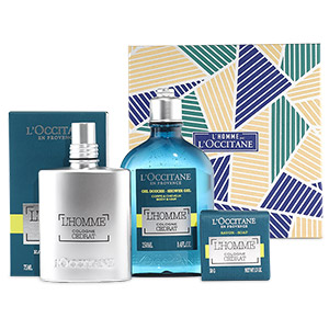 l'occitane cedrat collection