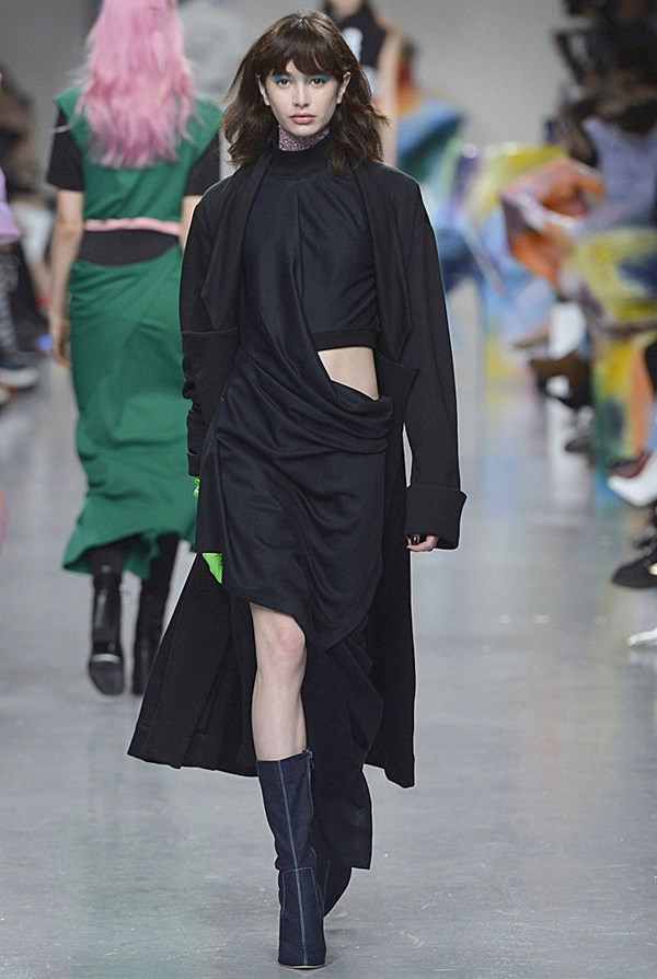 FYODOR GOLAN @ LONDON FASHION WEEK