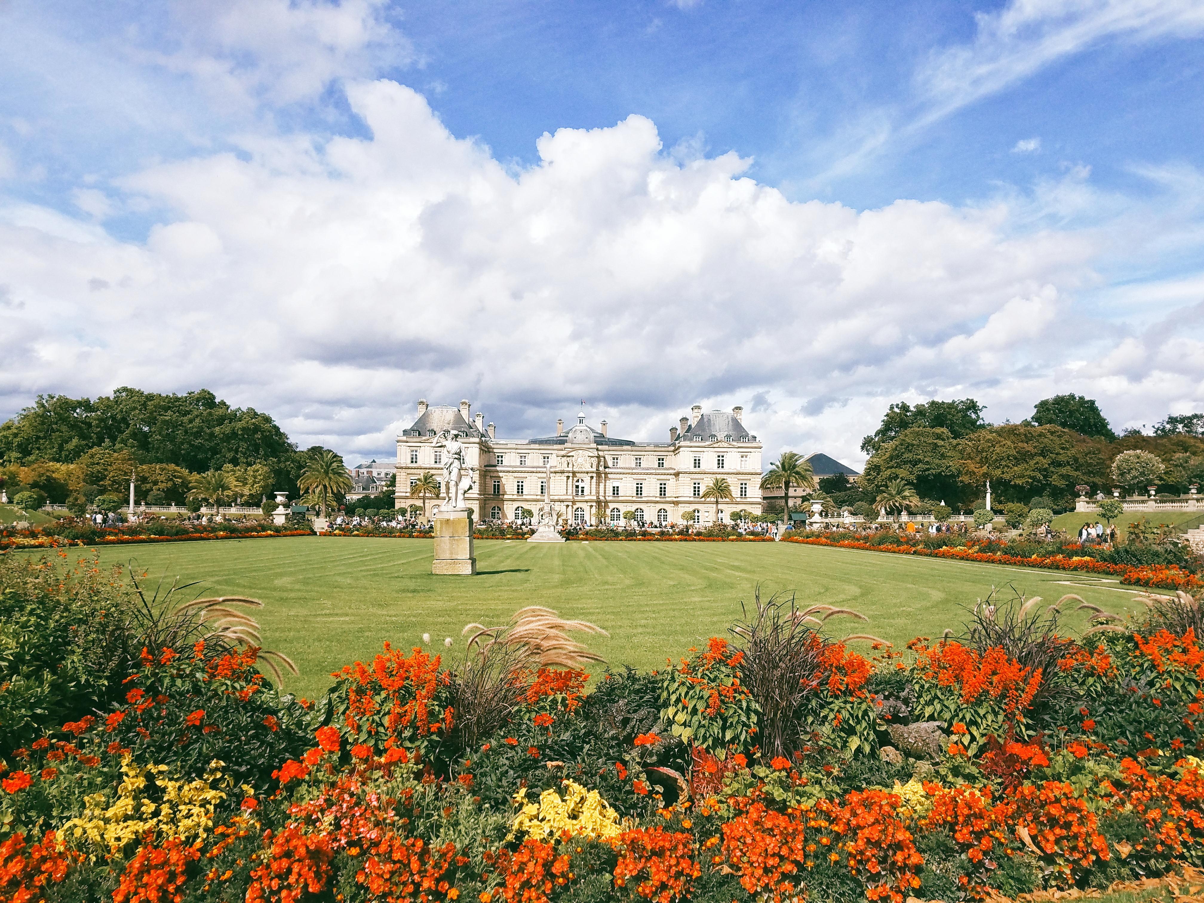 jardin du luxembourg ana florentina travel blog