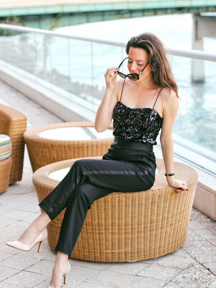Sleek Jumpsuits! The Perfect Alternative to Dresses