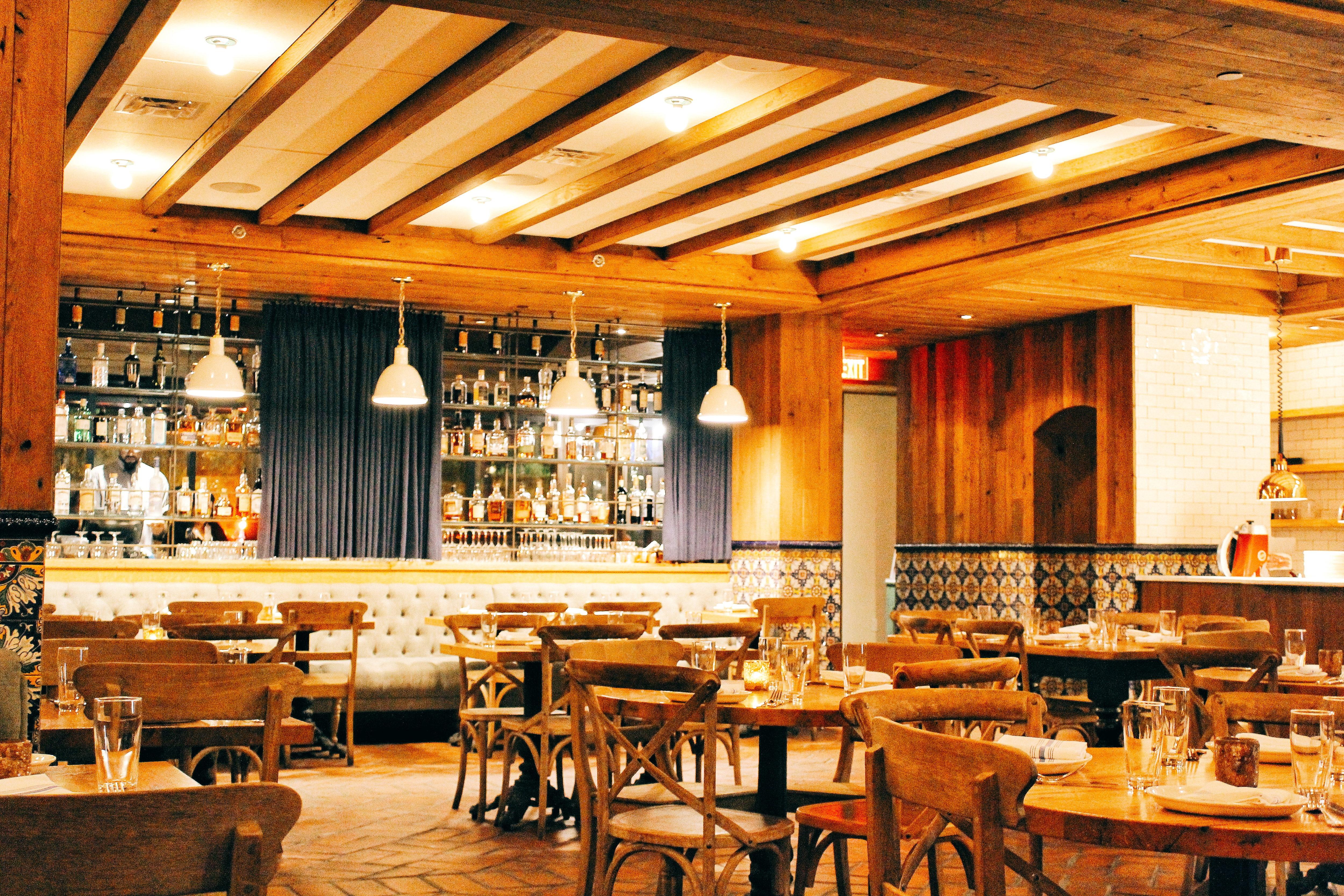 casolare ristorante washington dc